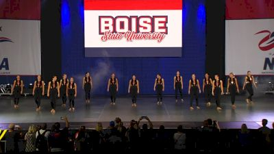 Boise State University [2019 Jazz Division IA Finals] 2019 NCA & NDA Collegiate Cheer and Dance Championship