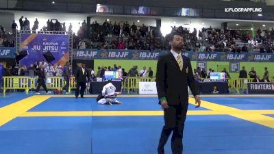 U. Luis vs T. Maeda 2019 IBJJF European Championship