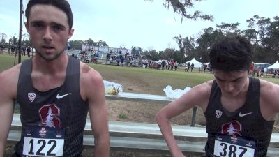 Stanford Duo Qualifies For World Junior Team Talks About Next Man Up Mentality