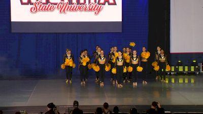 Wichita State University [2019 Pom Division I Prelims] 2019 NCA & NDA Collegiate Cheer and Dance Championship