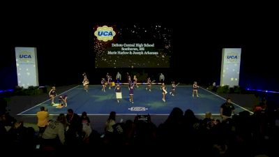 DeSoto Central High School [2020 Medium Varsity Division I Prelims] 2020 UCA National High School Cheerleading Championship