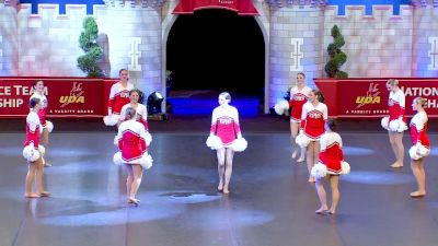 Eden Prairie High School [2020 Small Pom Finals] 2020 UDA National Dance Team Championship