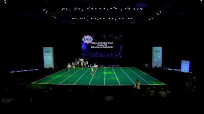 Millard North High School [2020 Varsity Non Building Game Day Semis] 2020 UCA National High School Cheerleading Championship