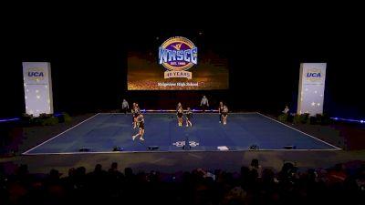 Ridgeview High School [2020 Small Coed Non Tumbling Semis] 2020 UCA National High School Cheerleading Championship