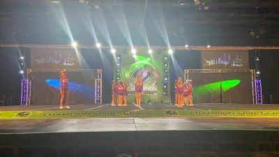 Top Star Training Center - Inspire [Level 1 Junior Small D2] 2020 The U.S. Finals Virtual Championship