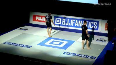 Lucas Barbosa vs Kody Steele BJJ Fanatics Submission Only Grand Prix