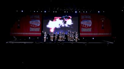 California Flyers X-FORCE [2019 L4 Small Senior D2 Day 1] 2019 NCA All Star National Championship