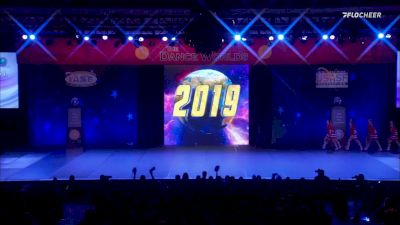A Look Back At The Dance Worlds 2019 - Senior Large Coed Hip Hop Medalists