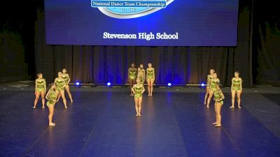 Stevenson High School [2020 Medium Jazz Prelims] 2020 UDA National Dance Team Championship