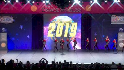 Power of Dance - Warriors [2019 Senior Large Pom Finals] 2019 The Dance Worlds