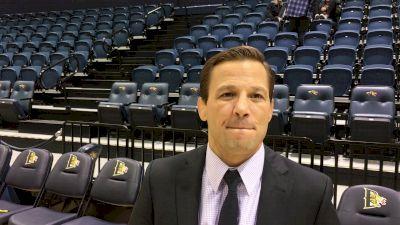 Coach Azevedo Ready to Move Forward