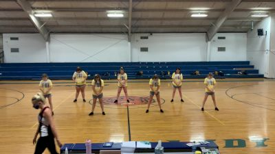 Beekman Charter Belles - Varsity All Girl [NDA Home Camp Showcase [High School/Junior High] Style Routine] 2020 NDA Home Camp Showcase
