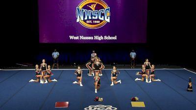 West Nassau High School [2021 Small Coed Non Tumbling Finals] 2021 UCA National High School Cheerleading Championship