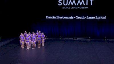 Dancin Bluebonnets - Youth- Large Lyrical [2021 Youth Contemporary / Lyrical - Large Semis] 2021 The Dance Summit