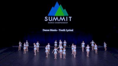 Dance Mania - Youth Lyrical [2021 Youth Contemporary / Lyrical - Large Semis] 2021 The Dance Summit