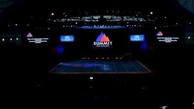 Midwest Cheer Elite-Columbus - Ferragamo [2021 L2 Junior - Medium Finals] 2021 The Summit