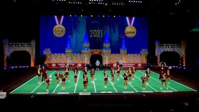 Texas State University [2021 Division IA Game Day Finals] 2021 UCA & UDA College Cheerleading & Dance Team National Championship