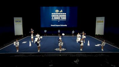 Grand Canyon University [2021 Small Coed Division I Finals] 2021 UCA & UDA College Cheerleading & Dance Team National Championship