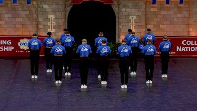 University of Delaware [2021 Division I Hip Hop Semis] 2021 UCA & UDA College Cheerleading & Dance Team National Championship