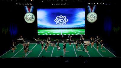 Broken Arrow High School [2021 Medium Coed Game Day Semis] 2021 UCA National High School Cheerleading Championship