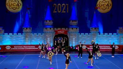 Broken Arrow High School [2021 Medium Varsity Coed Semis] 2021 UCA National High School Cheerleading Championship
