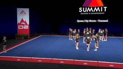 Queen City Storm - Tsunami [2021 L3 Junior - Medium Wild Card] 2021 The D2 Summit
