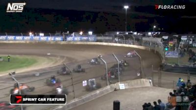 Highlights | Non-Wing Sprints at Kokomo Speedway
