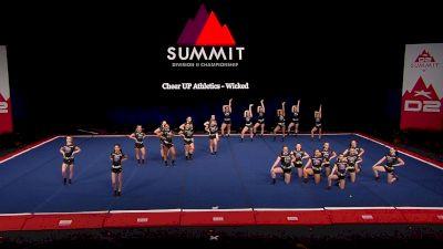 Cheer UP Athletics - Wicked [2021 L4.2 Senior - Medium Finals] 2021 The D2 Summit