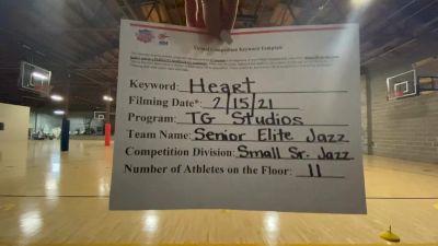 TG Studios [Senior - Jazz - Small] 2021 NCA & NDA Virtual February Championship