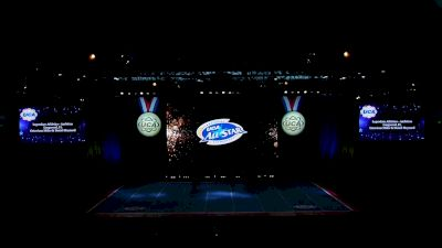 Legendary Athletics - Ambition [2021 L4 Senior Coed - Small Day 1] 2021 UCA International All Star Championship