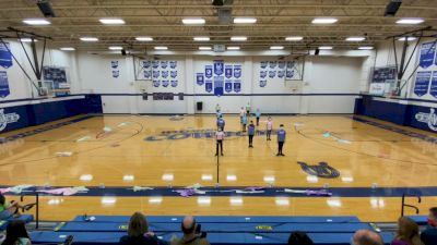 Wyoming Middle School Colorguard - No Apologies for Being Me