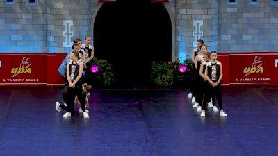 World Class All Star Dance - Sparklers [2021 Youth - Prep - Hip Hop Semis] 2021 UDA National Dance Team Championship