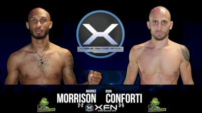 145: Ryan Conforti vs Maurice Morrison