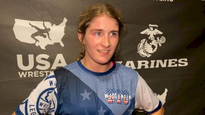 Ronna Heaton Made The 53 Kg Finals Of The World Team Trials