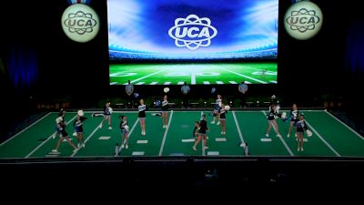 Thompson's Station Middle School [2021 Small Junior High Game Day Semis] 2021 UCA National High School Cheerleading Championship