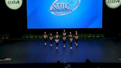 Prima Dance All-Stars - Youth Coed Hip Hop [2021 Youth - Hip Hop Finals] 2021 UDA National Dance Team Championship