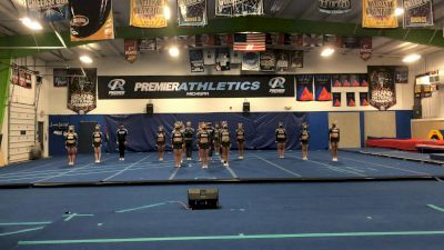 Premier Athletics Michigan - Legacy [L6 Senior Coed Open - Small] 2021 Varsity All Star Winter Virtual Competition Series: Event IV