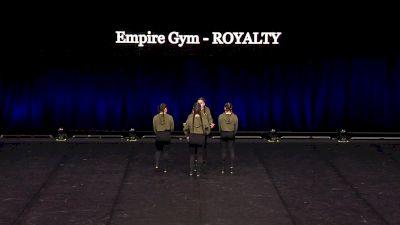 Empire Gym - ROYALTY [2021 Junior Hip Hop - Small Semis] 2021 The Dance Summit