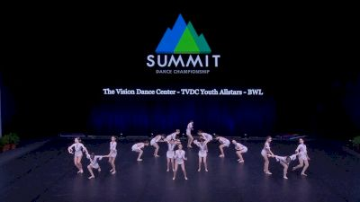 The Vision Dance Center - TVDC Youth Allstars - BWL [2021 Youth Contemporary / Lyrical - Large Semis] 2021 The Dance Summit