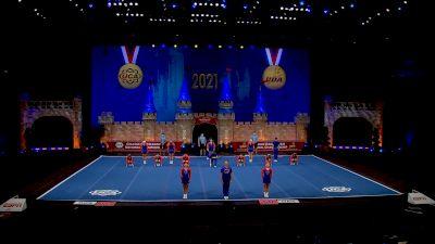 Boise State University [2021 Small Coed Division IA Semis] 2021 UCA & UDA College Cheerleading & Dance Team National Championship
