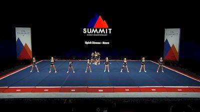 Spirit Xtreme - Brave [2021 L2 Junior - Small Wild Card] 2021 The Summit