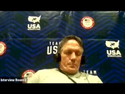 US Women's National Team Coach Terry Steiner on the 2021 Olympic Trials