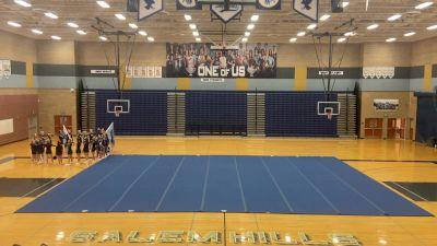 Salem Hills High School [Varsity Show Cheer Intermediate] 2020USA Virtual Regional