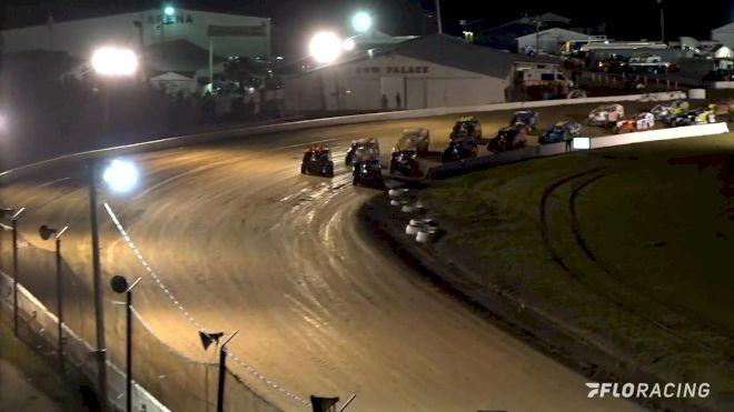 Highlights: Big Block Modifieds at Fonda Speedway