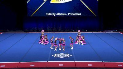 Infinity Allstars - Princesses [2021 L1 Tiny Day 2] 2021 UCA International All Star Championship