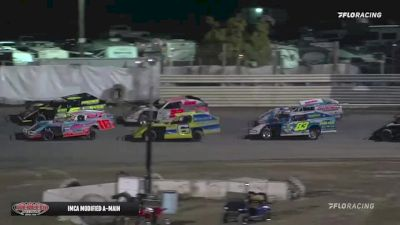 Highlights | IMCA Modifieds Saturday at Merced