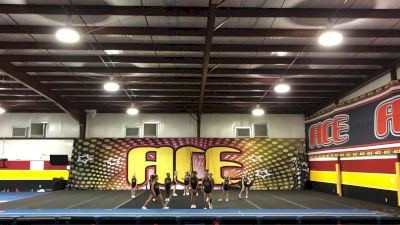 ACE Cheer Company Huntsville - Omahas [L2 Mini Non Building] Varsity All Star Virtual Competition Series: Event V