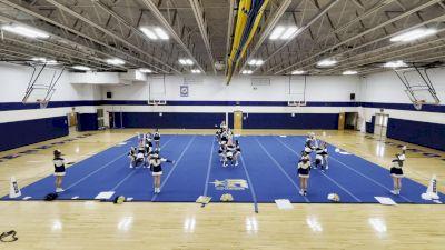 Roxbury High School [Large Varsity Virtual Finals] 2021 UCA National High School Cheerleading Championship