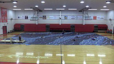 Tioga High School Winter Guard: Make it Rain