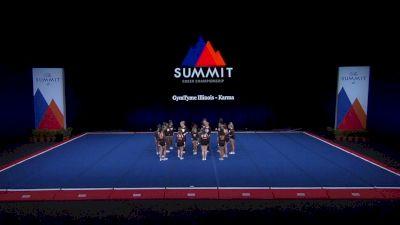 GymTyme Illinois - Karma [2021 L6 Junior Coed - Small Finals] 2021 The Summit